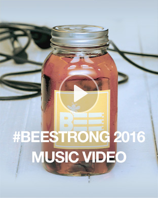 BEE STRONG 2016  MUSIC VIDEO