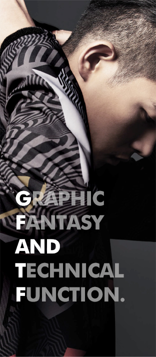GRAPHIC FANTASY AND TECHNICAL FUNCTION.